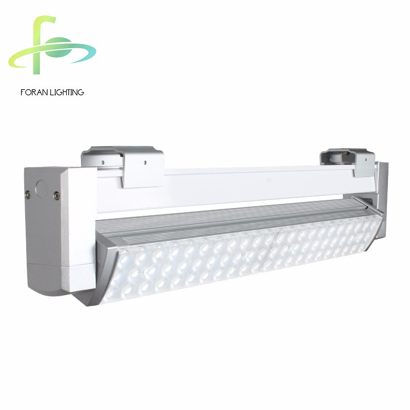 Zhongshan China Lighting LED Grow Light 75W Rotatable Single / Dual Modular LED Linear Light for Supermarket Workshop