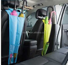 Adjustable Waterproof Car Backseat Umbrella Organizer Bag