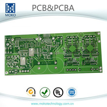 Customized PCB design with Eagle software, Multilayer Electronic Board engineering service