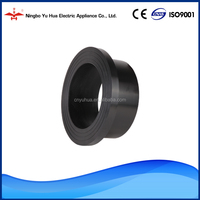 Flange adapter hdpe pipe fitting