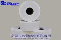 "3.42""(9cm)*2ply Jumbo roll tissue paper toilet bathroom paper of high quality"