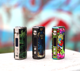2019 Newest Vzone Cultura 100w Cloud Mod Box vape with 20700/18650 battery