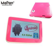 Mapan Wholesale NEW model digital drawing tablet for kids 7inch android 4.4 mini pc kids tablet