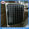 solar panel manufacturing machines/transparent solar panel/solar panel price india