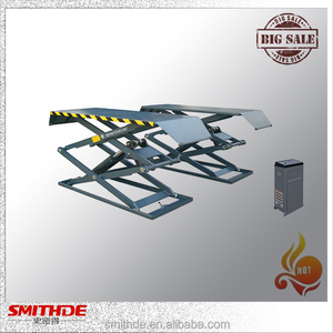 2017 Smithde SMD30SL / SMD35SL High Quality Middle Rise Scissor Lift/High Quality Vehicle Equipments