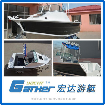 Factory Directly Provide China Alibaba Supplier Lightweight Fishing Boat