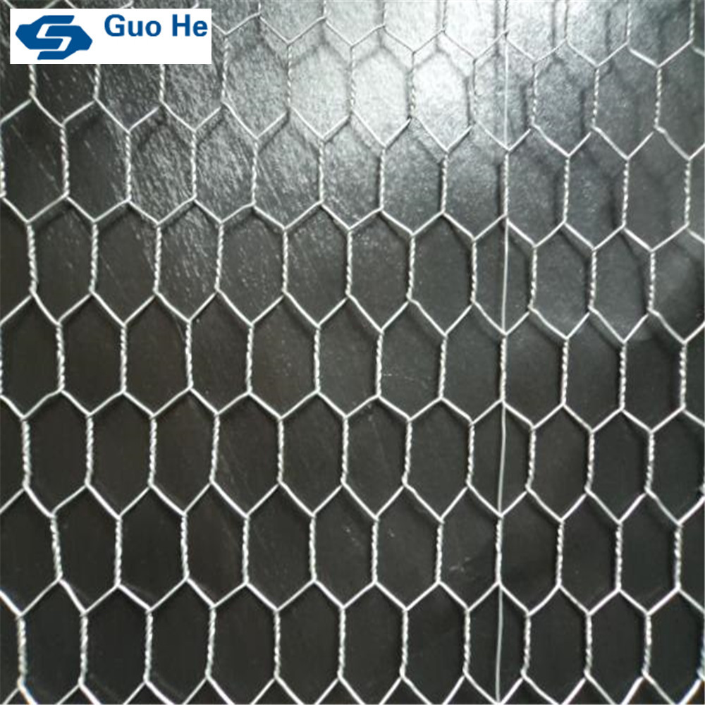 1 inch steel pvc coated gabion box for bird cage
