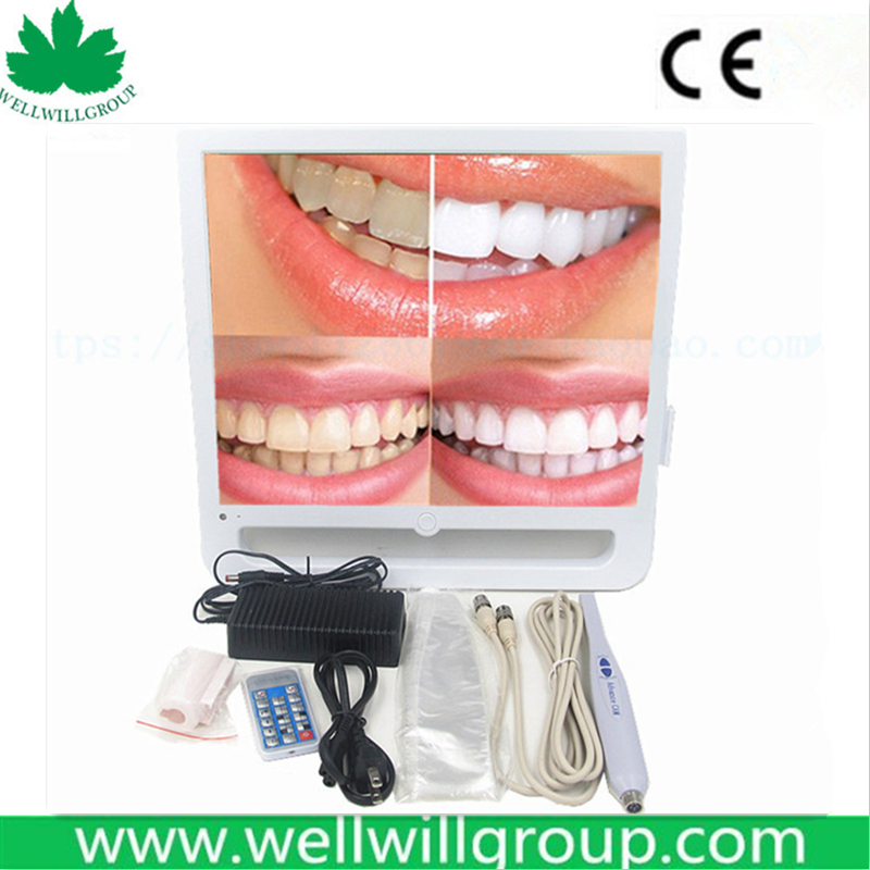 WWG-8801 17 Inches LCD Monitor Dental Intraoral Camera