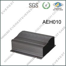 Ningbo everest AEH010 Factory Custom made aluminium extrusion enclosure/housing/shell/box