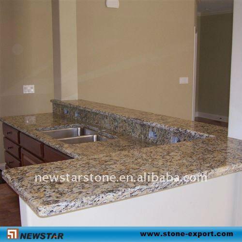 Santa cecilia granito encimera de cocina baldosas for Baldosas de granito