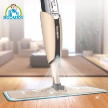Boomjoy spray floor mop P4 classic and quality floor cleaning tools with 1 microfiber cloth.