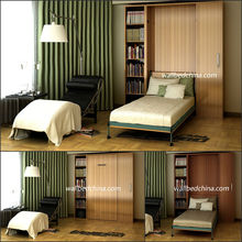 Hidden wall bed Murphy bed