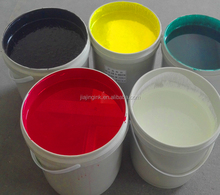 rotogravure print inks for plastic film