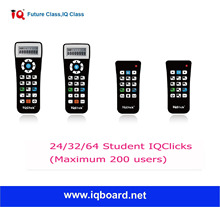 IQClick Interactive Classroom Student/Response Wireless/ Feedback/Interactive Voting System