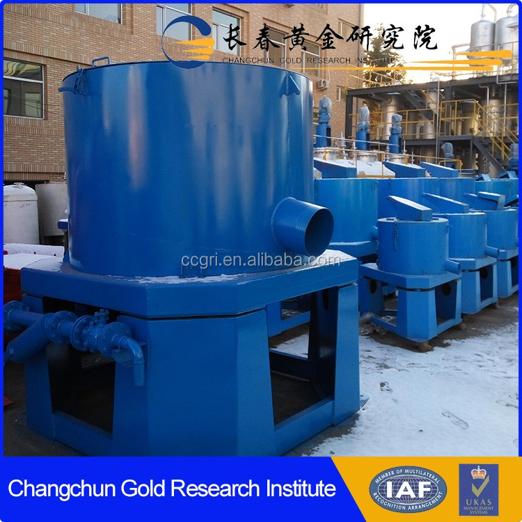 Hot sale oem gravity centrifugal concentrator machine find gold