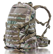 Durable multicam hunting pack military tactical MOLLE backpack