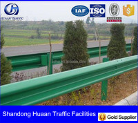 chain link fencing for road barrier used