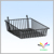 Custom powder coating pegboard iron wire mesh hanging basket