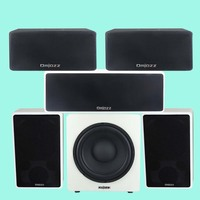2016 the latest passive 5.1 ch home theatre speakers
