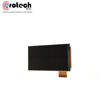 3.1inch OLED 480*800 AMFN888 lcd display