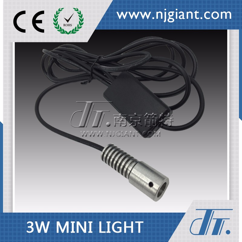 Factory direct <strong>sale</strong> side glow fiber optic 3w mini led light engine