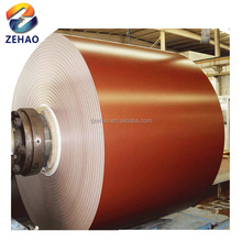 2016 best seller China AISI/ASTM Prepainted Steel Sheet 0.12-1.5mm Thickness from ZeHao