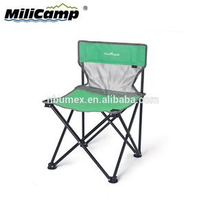 Outdoor Kids Folding Chairs Camping Mini Metal Folding Chairs