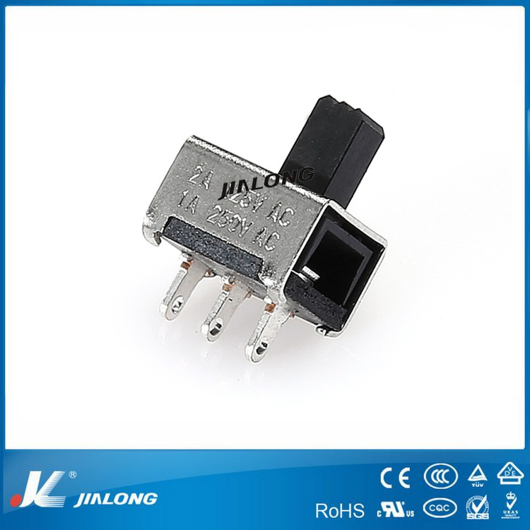 mini SPDT slide switch SS-12E05