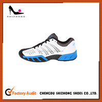 China factory supplier high quality men and women tennis shoes with lace-up