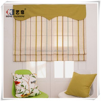 Yilian New Fashion Design Blinds Of Decoration Beads String Roman Blind Curtain Design