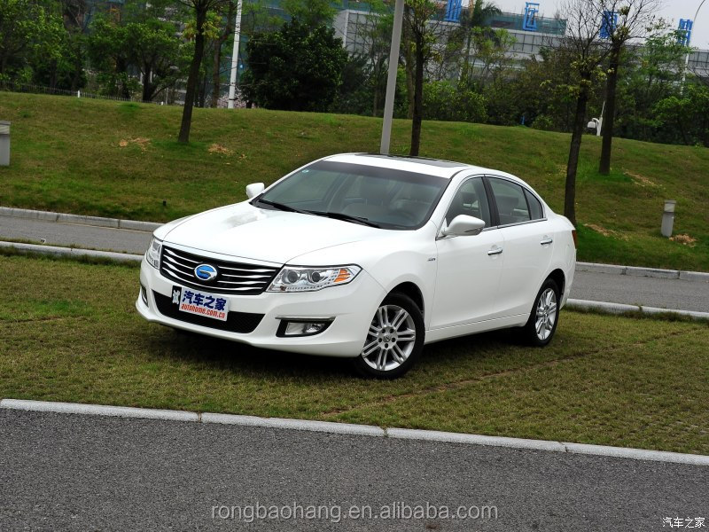 Plug in hybrid electric car electric vehicle GA5
