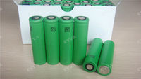 Lithium ion battery US18650V3 2250mAh (high Power cell)