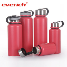 Everich Custom Private Label Insulated Hot Drinking Water Bottle