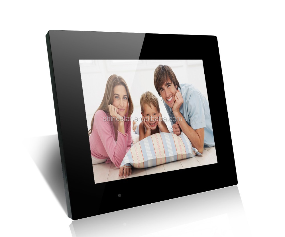 12 inch retail store POP video loop display LCD USB media player