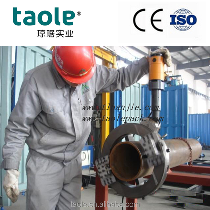 OCE-508 Electric Pipe Tube <strong>cold</strong> cutting machine and beveling Machines