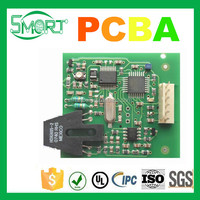 Smart bes Singe-side PCB Double-side PCB assembly with one-stop service