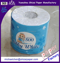 "96 rolls, 1000 sheets, 4.25x4"" Toilet tissue paper 1 ply"