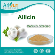 Factory Supply Garlic Extract Allicin CAS NO. 539-86-6