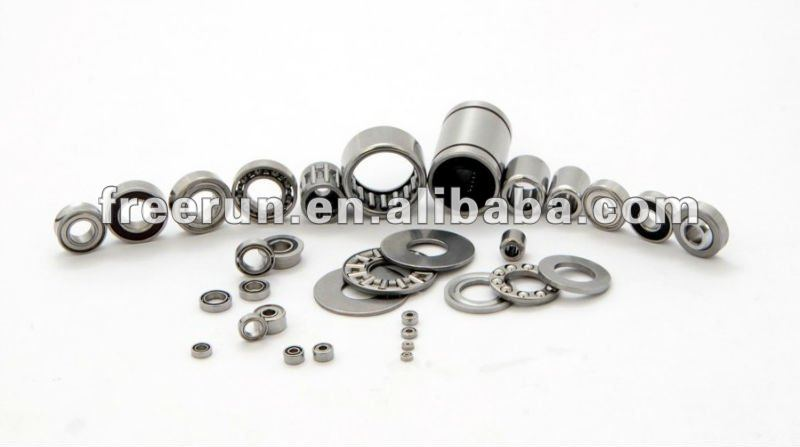 Different color seals ball bearing MR84-2RS 4x8x3mm Mini deep groove ball bearing