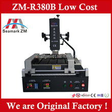 Lowest Price ,ir6000 infrared bga rework station, bga machineZM-R380B welding machine for xbox 360 motherboard