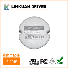 700MA dimmable constant current 12w led driver for panel light
