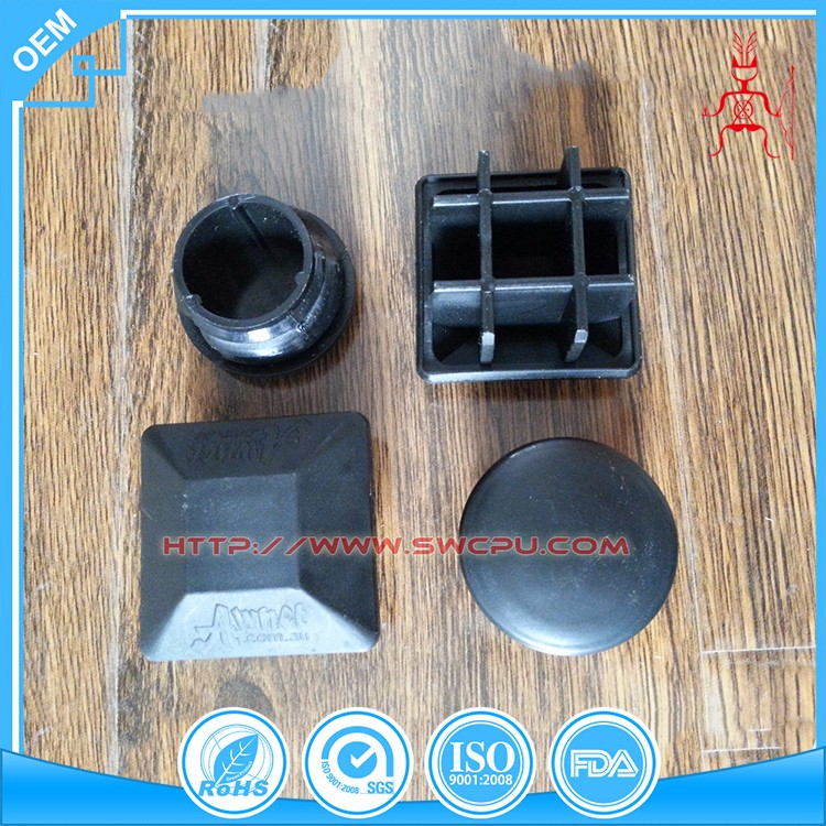China Supplier Square Threaded Plastic Hole Plugs and Caps