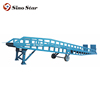 6 tons Mobile hydraulic yard ramp/ dock leveler/ container unloading ramp( SS-DCQ8)