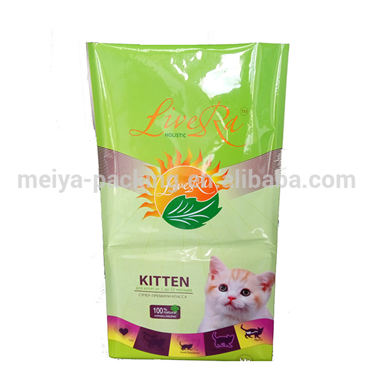 Eco-friendly reclaimed material pp woven chicken feed and poultry feed bags