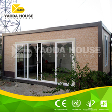 Environmental friendly building materials prefabricated house