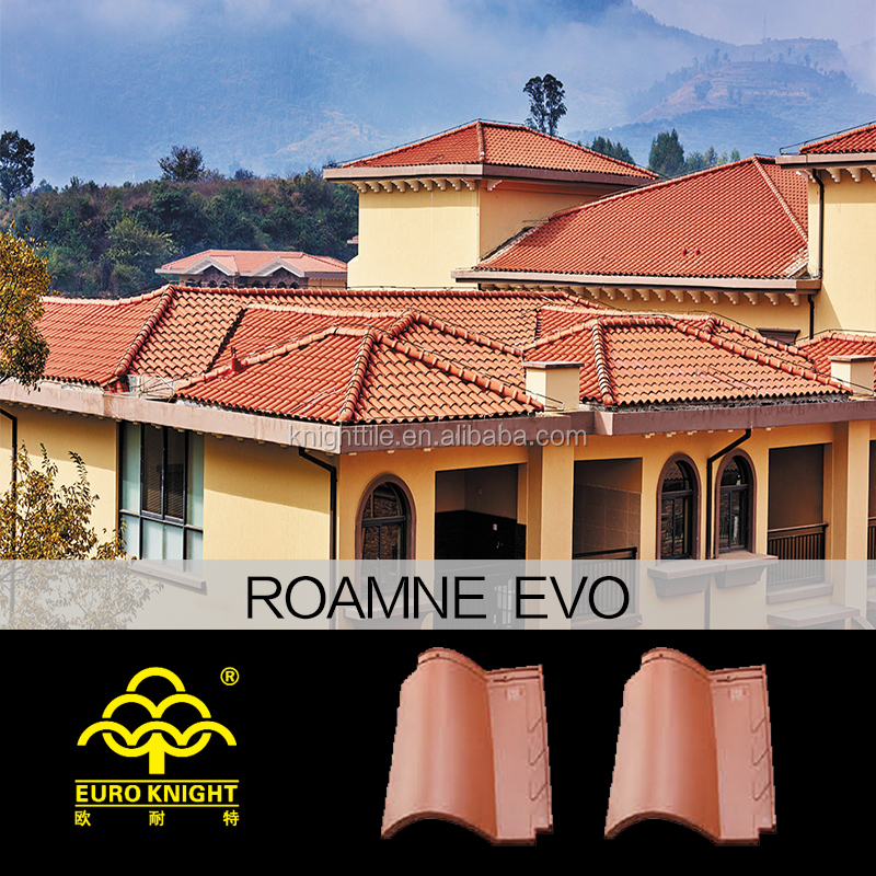 China Natural Red Clay Roof Tiles From China China Natural Red Clay