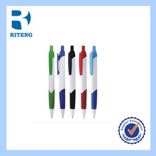cheap plastic advertising feature ballpoint pen