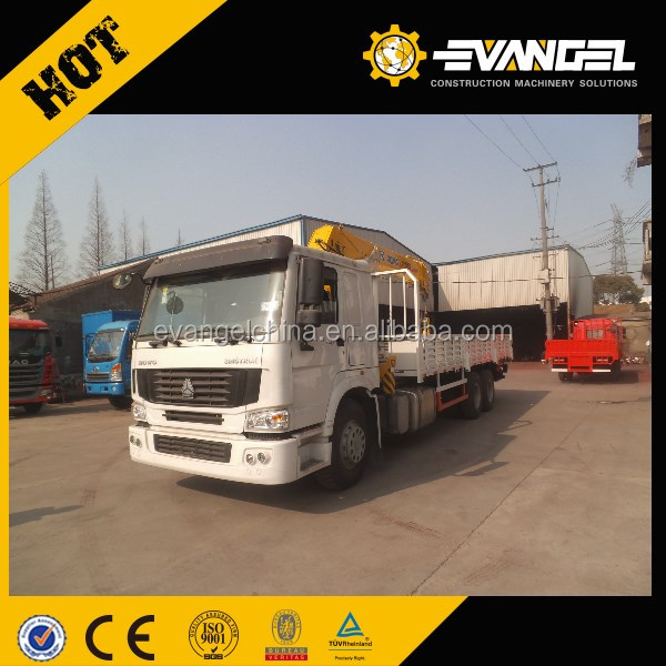16 ton XCMG Knuckle boom Truck Mounted Mobile Crane SQ16ZK4Q