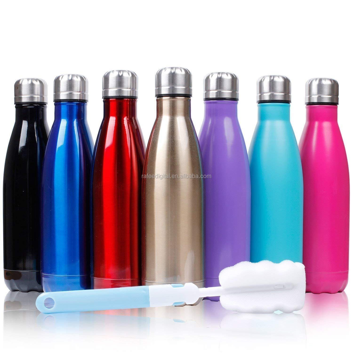 Promotional 750Ml Wholesale Aluminum Sports Water Bottle With Custom Logo