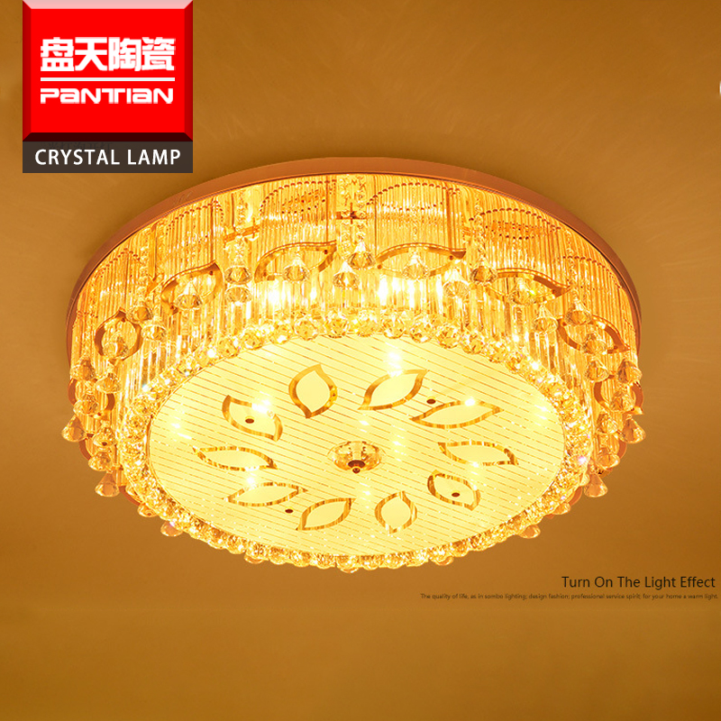 Luxury Design Crystal Vintage Chandelier Pendants tail Light Lamp